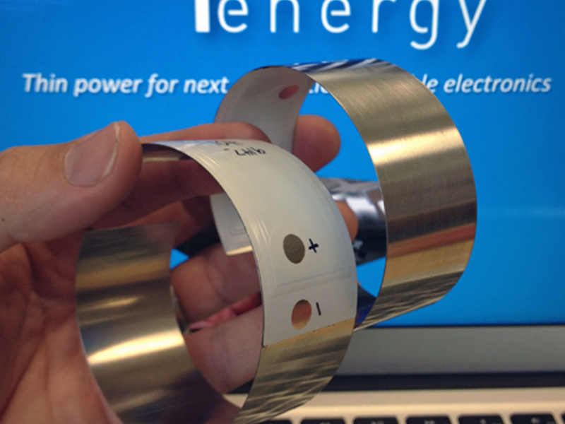 Imprint Energy gains new investments to advance ultrathin flexible batteries