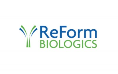 ReForm Biologics Secures New Patent Expanding Coverage of Key Excipient Formulation for Antibody-Based Therapeutics