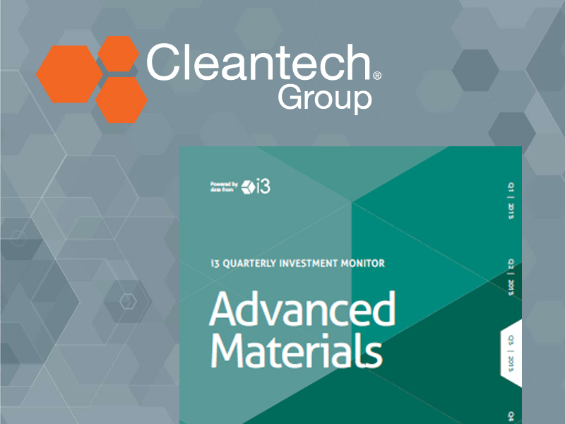 PVP Featured in Cleantech Group White Paper