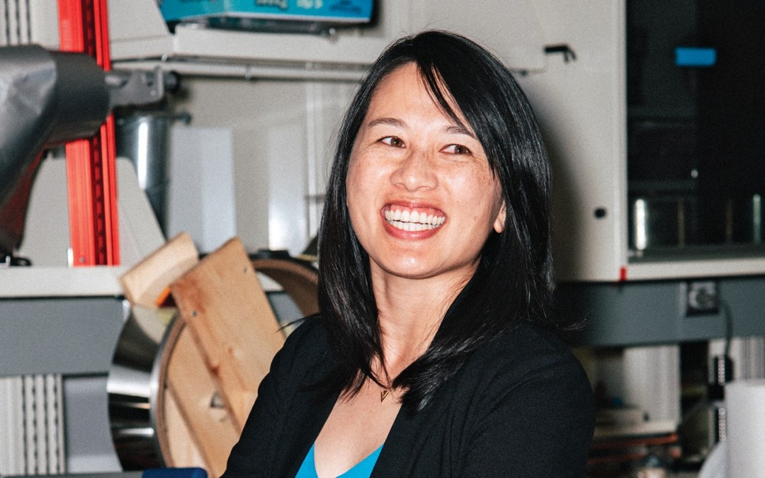 Imprint Energy's Christine Ho is Recognized as an Honoree of MIT Technology Review's 2016 INNOVATORS UNDER 35 List